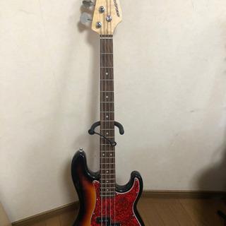 SELDER ベースギター