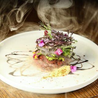少しモダンな炭焼きスペイン料理店【TXAGORVA チャゴルバ】
