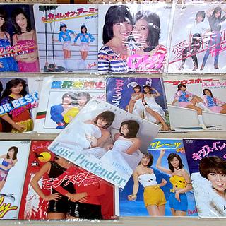 EP■ピンクレディ レコード13枚 札幌 南12条店