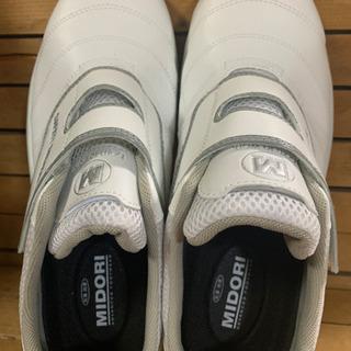 お値下げ☆ミドリ安全靴★新品未使用28センチ