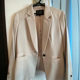 夏用スーツジャケット