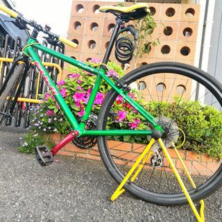FUJI フジ クロスバイク 自転車