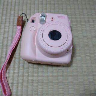 チェキ本体 ピンク
