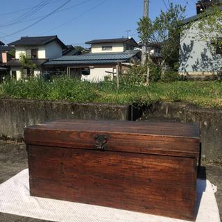 木製 アンティーク収納家具, ※配達可能