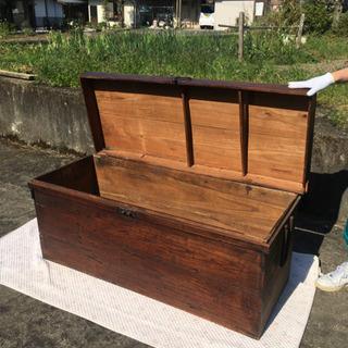 木製 アンティーク収納家具, ※配達可能 - 家具