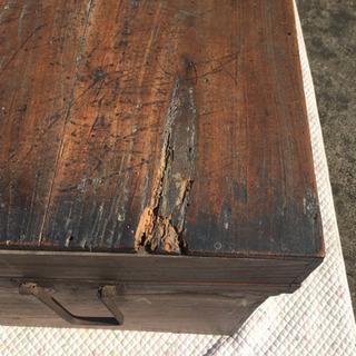 木製 アンティーク収納家具, ※配達可能 − 京都府