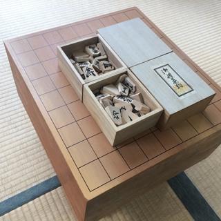 高級将棋盤  購入価格¥48,000 盤の厚さ5.8寸 山形市...