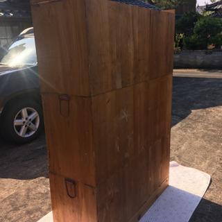 木製 アンティーク家具 箪笥 ※配達可能 − 京都府