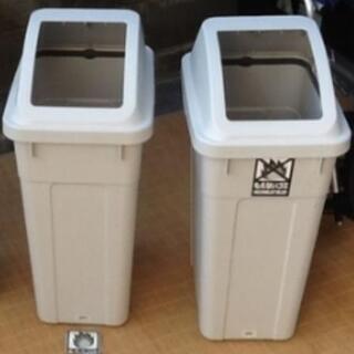 ゴミ箱 1つ