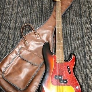 GW特価!!【訳あり格安】中古相場8〜12万円!Fenderのベース