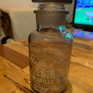 【Franc franc】フタ付き小瓶
