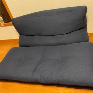 ニトリの折り畳みソファ