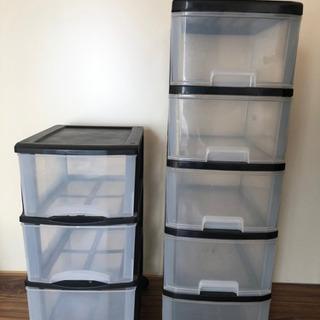 【引き渡し者決まりました】収納ボックスの画像