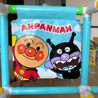 アンパンマン 折り畳み可能 ジャングルパーク