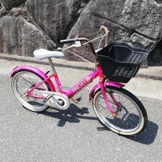【お話し中】子供用自転車 自転車 子供用 18インチ