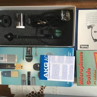 AKG Micro Mic D409