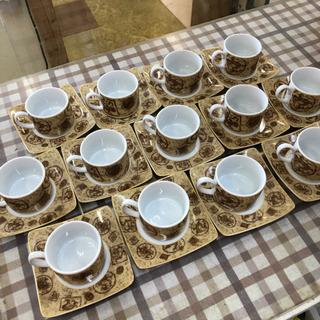 無料!!中古品☆コーヒーカップ☆エスプレッソカップ☆13客…
