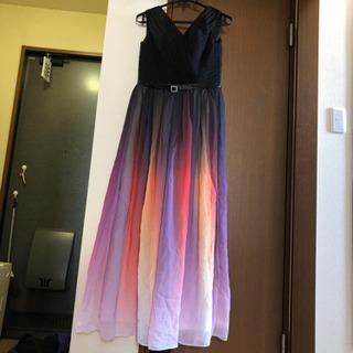 結婚式ドレス カラードレス