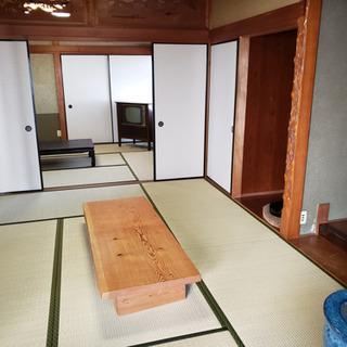 一戸建て昭和の癒し空間