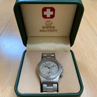 スイスミリタリー メンズ腕時計