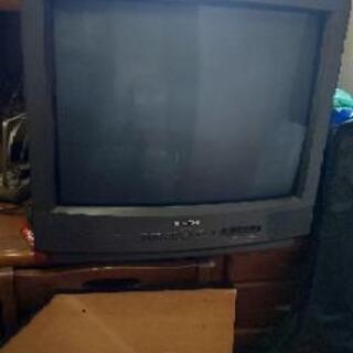 25型ブラウン管テレビ