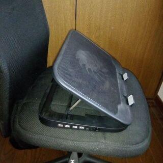 ノートパソコン冷却ファン