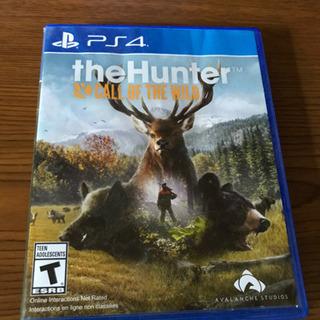 PS4ソフト theHunter
