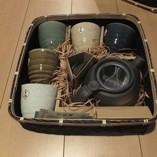 ◆新品未使用◆アンティーク茶器セット