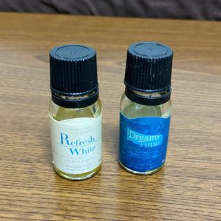 【8割位残】パフュームタイムフレグランスオイル2瓶セット