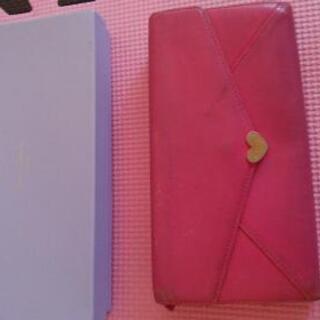 箱あり◆ポール・スミス財布◆ラブレター