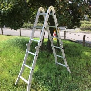 ハセガワフリーラダー 脚立6尺 梯子 足場板