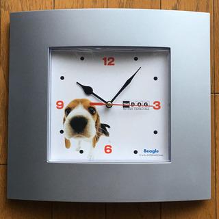 【新品未使用】壁掛け時計