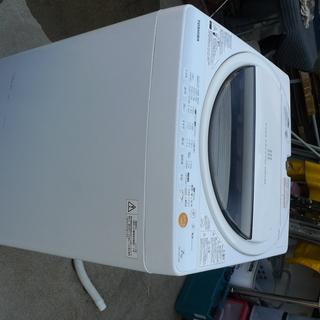 2013年製東芝洗濯機7キロバスポンプ付き