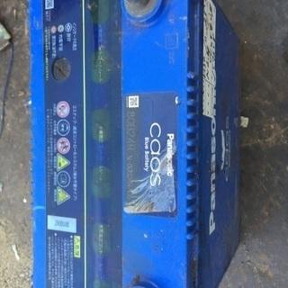 中古 バッテリー 青 ブルーバッテリー パナソニック 80B24R