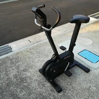 【取りに来ていただける方限定】室内用フィットネスバイク運動用自転車 - 売ります・あげます