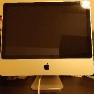 再値下!Apple iMAC Ⅹ 10.11.6 20inch ...