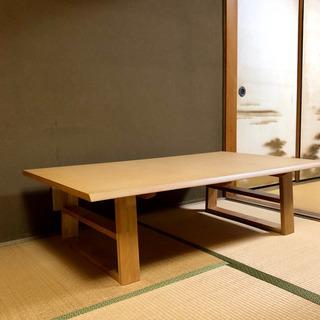 【ニトリ】センターテーブル/ローテーブル/座卓