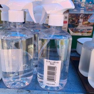 アルコール除菌液スプレー