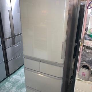 SHARP ノンフロン冷凍冷蔵庫 412L SJ-W411-F ...