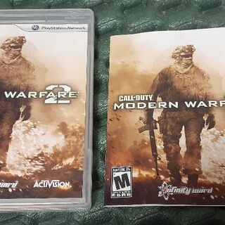 海外版PS3 Call of Duty: Modern Warf...