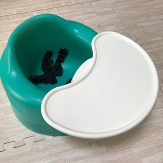 バンボ 緑 (プレートレイ テーブル付き)