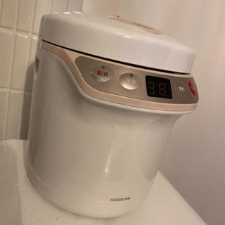 炊飯器 KSC-1511/W