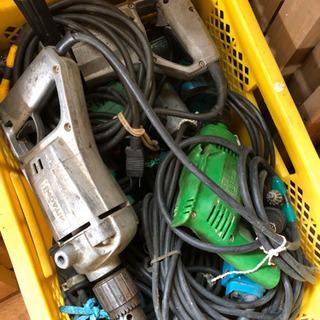 電動工具、金槌、他色々