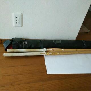 竹刀とケース