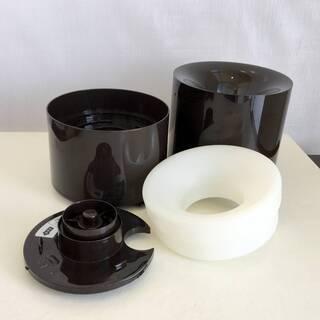 コロナ対策必須!定価15000円 ±0 プラスマイナスゼロ 加湿器S アロマ ブラウン XQK-T110(T) Humidifier S 家電 リラクゼーション - 家電