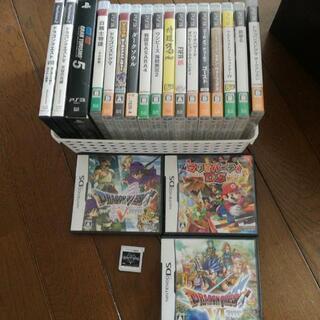 バラ売り可 PS3 PS2 DS 3DSのゲームソフト