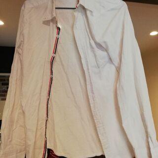 ワイシャツLサイズ100円
