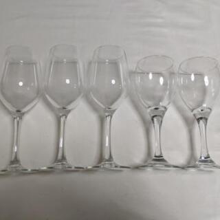 【差し上げます】ワイングラス