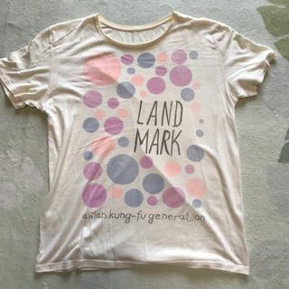 アジカン/Tシャツ