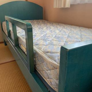 フランスベッド社製 特注ベッド(マットレスサイズ176x88)